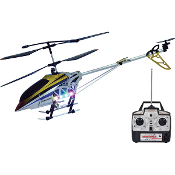 "Radio Road Toys RC 42""  RC Helicopter"