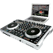 Numark 4-Channel DJ Controller with Mixer