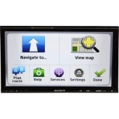 Sony XNV 770BT In Dash Navigation Receiver