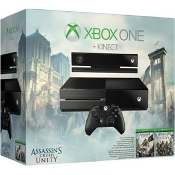 Xbox One with Kinect Assassin's Creed Unity Bundle