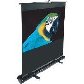 "72"" Elite Screens F72NWV ezCinema Portable Floor Screen"