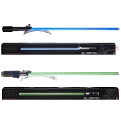 Star Wars Force Awakens Force FX Deluxe Lightsabers Wave 4
